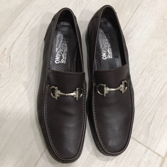Great condition Salvatore Ferragamo loafers